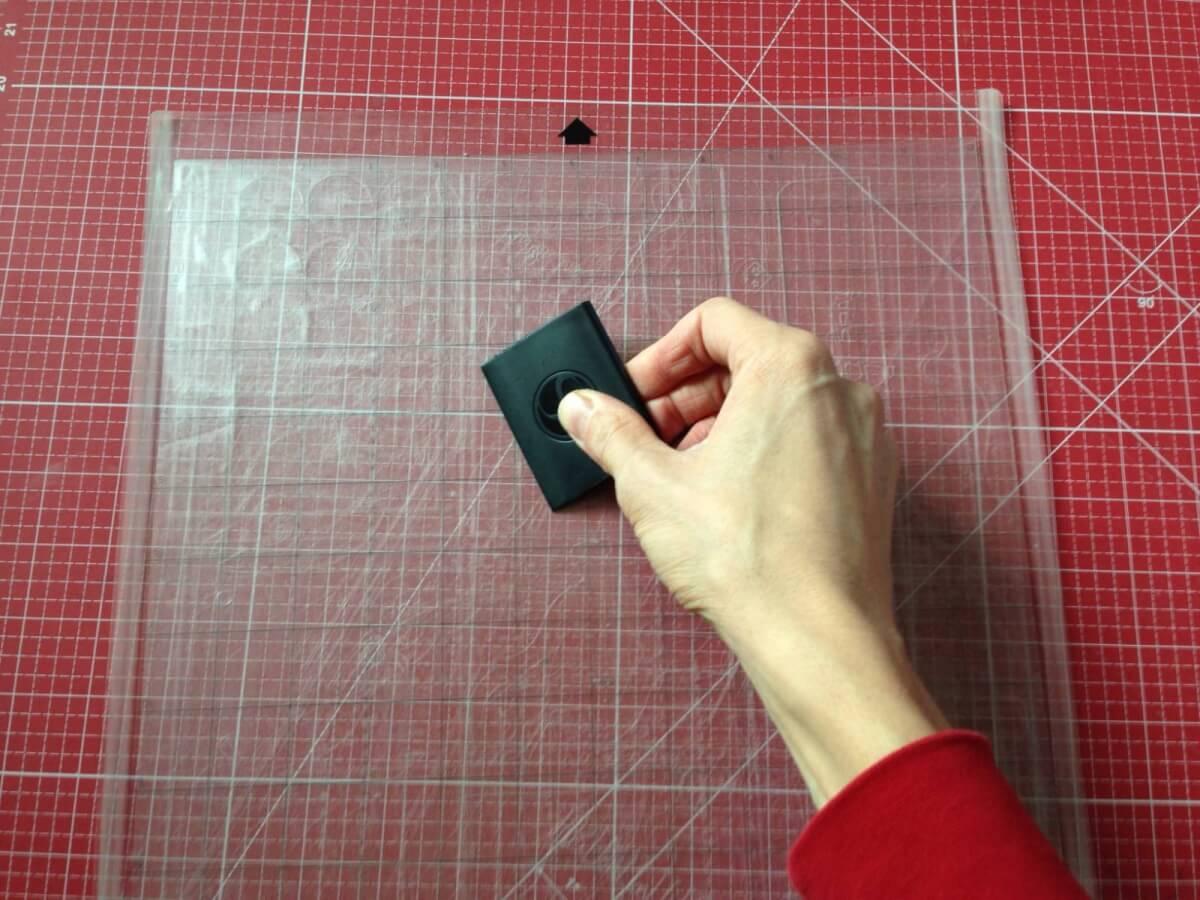 schneidematte mit klebefolie erneuern ganz ohne spr hkleber. Black Bedroom Furniture Sets. Home Design Ideas