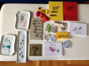 P2O Gegenstände